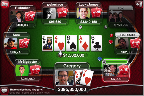playing Poker Online