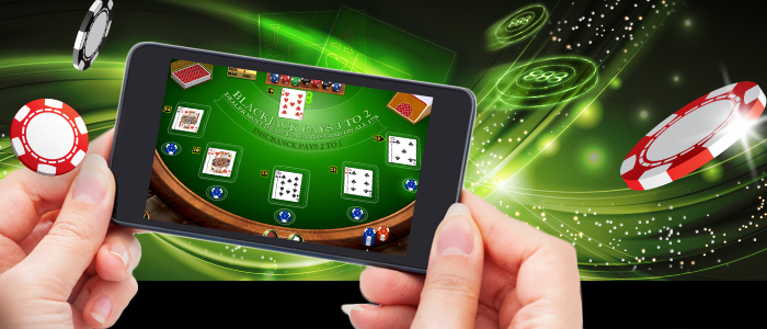 Use mobile Casino Apps for gambling