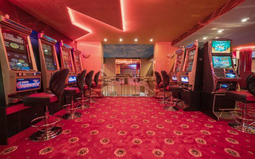 slot machine gambling in texas